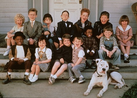 The-little-rascals movie